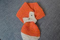 Ravelry: Mayalilla's Fox scarf