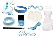Altaria (Pokemon) Inspired Outfit