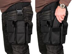 Here is our Tactical Triple Magazine Pouch for AK-47 Magazines Choose from Multiple Colors, Left or Right Leg This Pouch has Adjustable Leg Straps with a Quick Release Buckles for Easy Access #AK47 #pouch http://www.pacificdefensesupply.com/tactical-triple-magazine-pouch-for-ak-47/ #holster