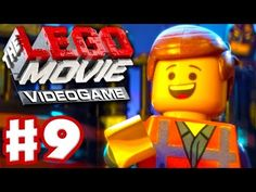 The LEGO Movie Videogame - FULL GAME Complete Gameplay Walkthrough Let's Play - YouTube