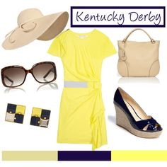 Kentucky Derby outfit!  Fridays Fancies