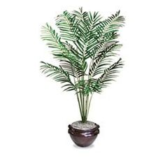 * Artificial Areca Palm Tree, 6-ft. Overall Height ** You can find more details by visiting the image link.