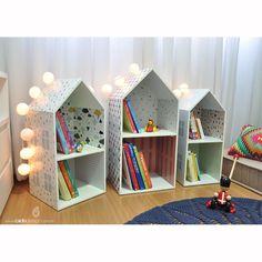 home decor diy Baby Bedroom, Baby Room Decor, Girls Bedroom, Kids Bedroom Furniture, Furniture Design, Inside Celebrity Homes, Small Playroom, Bookshelves Kids, Kids Room Design