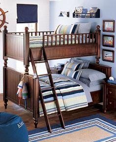 Who doesn't love a nice PB room?