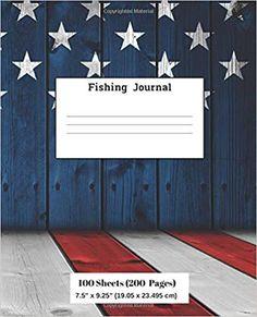 Fishing Journal: Ricky Lee: 9781695595187: Amazon.com: Books