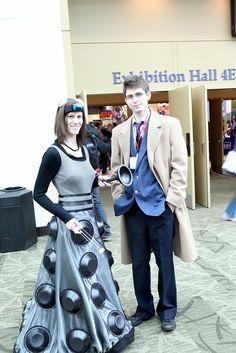Dalek Doctor Who Cosplay, Dalek, People, Style, Fashion, Swag, Moda, Fashion Styles, People Illustration