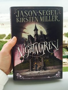 Book Review--Judging More Than Just The Cover: Nightmares! | Jason Segel