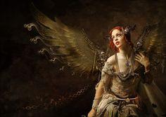 Luxury Goddess by InfiniteCreations www.steampunktendencies.com