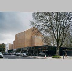 Gonçalo Byrne & Barbas Lopes: Teatro Thalia en Lisboa