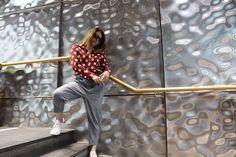 Polka dot shirt - Spring isnpiration