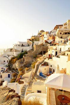 Beauty of Oia ~ Santorini