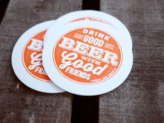 twentyonecreative: Drink Good Beer With Good Friends #twentyonecreative