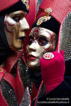 Venice Carnival 2012 by Luca Iacobellis