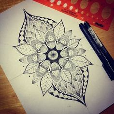 Geometric Tattoos on Pinterest | Tattoo Ink, Sacred Geometry and ...