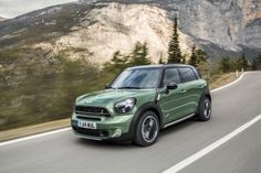 Cars & Life | Cars Fashion Lifestyle Blog: The New MINI Countryman with Facelift