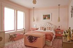 Image result for how to have adult pink bedroom