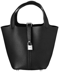 Make Hobo Bag No, I am sorry. The Hermes Picotin bag doesn't know how to play hard-to-get and doesn't know how to play hide-and-seek either. It's available in almost every Hermes boutique, waiting fo… - Hermes Bags, Hermes Handbags, Tote Handbags, Luxury Handbags, Roger Vivier Shoes, Hobo Bag, Leather Bag, Chanel, Play Hard