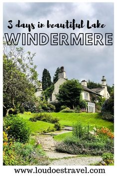 Find the perfect way to spend 3 fabulous days in the beautiful Lake District with this perfect 3 day lake Windermere itinerary. Best Places To Travel, Vacation Places, Places To Visit, Cornwall England, Yorkshire England, Yorkshire Dales, European Travel Tips, Castles In England, Amazing Destinations
