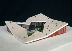 AECCafe.com - ArchShowcase - Loop House in Heiry Art Valley, South Korea by NL Architects + yo2