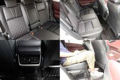 TOYOTA 新型ハリアーのインテリア。 2列目シートには身長の高い大人でも十分快適に座れます! http://bloooger.jp/harrier_interior/ #ハリアー #自動車 #SUV