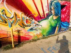 Vendredi c'est graffiti - II (Fellini)