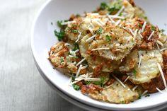 Oven Baked Garlic Parmesan Fries