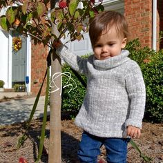 Stay cozy in this Cowl Neck Pullover Pattern. It can be dressed up or down for any occasion! Size range is Newborn - 36 Months Baby Clothes Patterns, Baby Patterns, Clothing Patterns, Onesie Pattern, Baby Pants Pattern, Diy Sewing Projects, Baby Shirts, Pdf Sewing Patterns, Baby Sewing