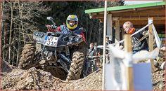 Sport: ATV & Quad Trial 2015 in Hottingen Zum ATV & Quad Trial 2015 für Sportquads, ATVs und Buggys lud Mathias Junge als Organisator des Kult-Events Offroad-Abenteuer Hottingen am 28. März in die Schottergrube des Gugelberger-Geländes an der deutsch-schweizer Grenze http://www.atv-quad-magazin.com/aktuell/sport-atv-quad-trial-2015-in-hottingen/