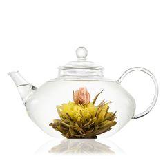 Prestige Glass Teapot 600ml with glass infuser: Amazon.co.uk: Kitchen & Home