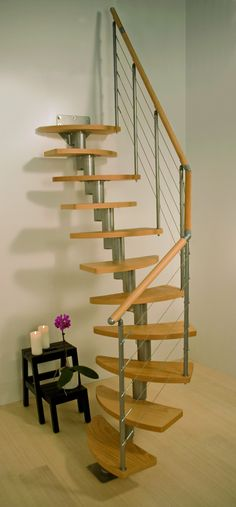 Dolle Rome Space Saving Modular Kit Stairs