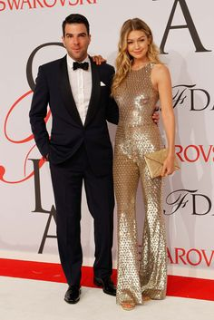 All of the Photos From the CFDA Awards Red Carpet - Gallery - Style.com