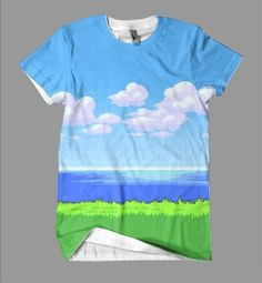 8-bit Oceanview – Shirtwascash