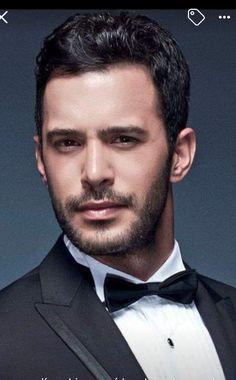 Elcin Sangu, Turkish Actors, Haircuts For Men, Barista, Actors & Actresses, Hair Cuts, Handsome, Husband, Gorgeous Men