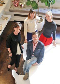 K.C.-born fashion designer Kate Spade, er, Kate Valentine is back with a new collection.