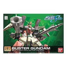 BUSTER GUNDAM. Price:381.92 THB. Model series:HG GUNDAM SEED. Scale:1/144