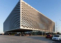 fachadas modernas de edificios - Buscar con Google