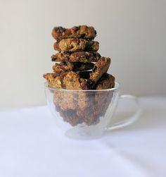 kuchenne pogawedki: zdrowe ciasteczka razowo-owsiane 2
