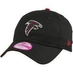 New Era Atlanta Falcons Womens Sideline 9FORTY Adjustable Hat