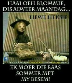 It& Monday again-Dis alweer Maandag It& Monday again - Extremely Funny Jokes, Best Funny Jokes, Funny Jokes To Tell, Witty Quotes Humor, Funny Quotes, Qoutes, Mama Quotes, Good Morning Messages, Good Morning Wishes