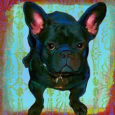 ♞ Artful Animals ♞ bird, dog, cat, fish, bunny and animal paintings - Rebecca Collins | artpaw.com