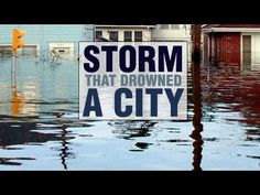 ▶ Nova - Hurricane Katrina, The Storm that Drowned a City (PBS Documentary) - YouTube