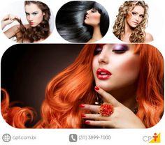 Receitas de tratamentos caseiros para os cabelos #cursoscpt