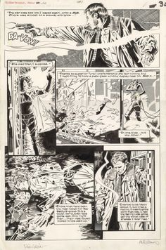 As soon as I found out there was a blade runner comic I began searching the internet. Comic Book Artists, Comic Artist, Comic Books Art, Blade Runner, Cyberpunk, Ridley Scott Movies, Comic Layout, Comic Panels, Ghost In The Shell