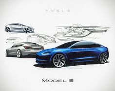 Tesla Model 3: the ultimate eye-candy gallery to hold you over until 'part 3 of the unveiling'