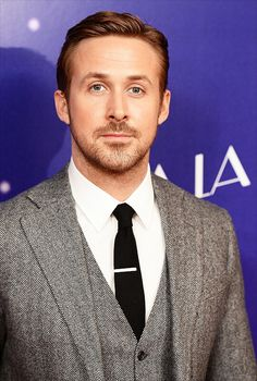 Ryan Gosling attends the Gala screening La La Land