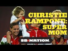 USA Women's Soccer captain, World Cup champion, two-time Olympic gold medalist, and all around super mom Christie Rampone joins Amy K. Nelson in studio for a conversation about her role as a world class athlete and mother of two, her experience winning a championship while three months pregnant, and other stories of her life and career.
