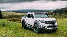 Nissan Navara EnGuard Concept, para cualquier tipo de emergencia - http://www.actualidadmotor.com/nissan-navara-enguard-concept/