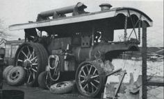 Picture Steam Tractor, Old Tractors, Steamers, Steam Engine, Pumping, Rollers, Buses, Stationary, Antique Cars