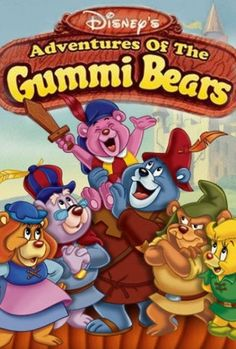 Adventures of the Gummi Bears, Vol. 1 - Seasons - Adventures of the Gummi Bears, Vol. 1 - Seasons Adventures of the Gummi Bears, Vol. 1 - Seasons Dashing and daring, courageous an (Movie Shack) (Releases On DVD) (New Releases For DVD) Gummi Bears, Gummy Bears Tv Show, 80s Kids, Kids Tv, Old Cartoons, Classic Cartoons, 90s Childhood, My Childhood Memories, Nostalgic Images