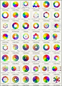 """Psychology infographic and charts The Dimensions of Colour """"Figure Forty eight traditional colour theory diag… Infographic Psychology infographic and charts The Dimensions of Colour Colour Pallete, Colour Schemes, Color Combos, Color Trends, Color Mixing Guide, Color Mixing Chart, Elements And Principles, Elements Of Art, Color Wheel Tattoo"""